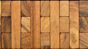 Wooden blocks. A set of wooden blocks stock photography