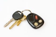 Set of work keys Stock Photography