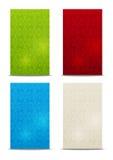 Set of 240 x 400 Christmas banners Stock Image