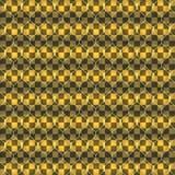 Set of yellow shining garland lights Stock Image