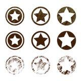 set03 gwiazdy Obrazy Stock