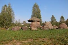 Seta de piedra Foto de archivo libre de regalías