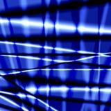 Seta scura blu illustrazione di stock