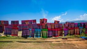 Seta tailandese nordica fotografia stock libera da diritti