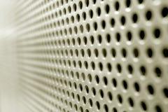 Setaccio a maglie d'acciaio (orizzontale) Fotografie Stock Libere da Diritti