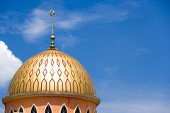 Setapak Mosque Royalty Free Stock Image