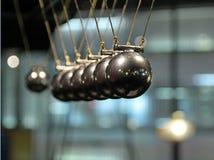 Sete esferas Fotos de Stock Royalty Free