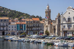 Sete - French Riviera - France Royalty Free Stock Images