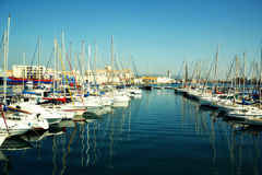 Sete Royalty Free Stock Images