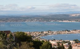 Sete - Herault - France stock photos