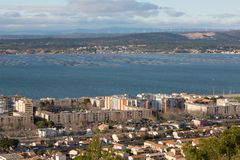 Sete - Herault - France royalty free stock photo