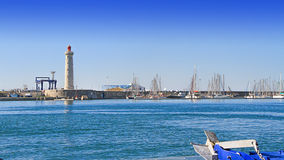 Sete, Languedoc-Roussillon, south of France Royalty Free Stock Photos