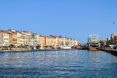 Sete, Languedoc-Roussillon, south of France Stock Photography