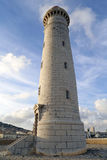 Sete lighthouse france Stock Images
