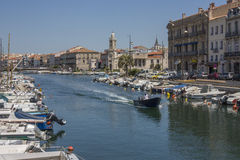 Sete - South of France Stock Photos