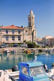 Sete, south of France royalty free stock image