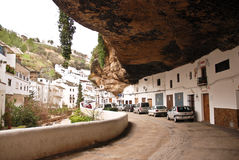 Setenil Village Stock Photos