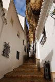 Setenil Village Royalty Free Stock Photo
