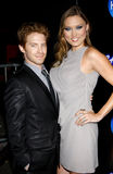 Seth Green and Clare Grant Royalty Free Stock Photography