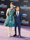 Seth Green and Clare Grant Royalty Free Stock Photos