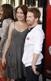 Seth Green and Clare Grant Stock Photos