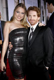 Seth Green and Clare Grant Royalty Free Stock Image