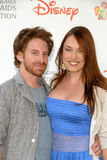 Seth Green,Clare Grant Royalty Free Stock Photos