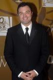 Seth Macfarlane en la alfombra roja. Fotos de archivo libres de regalías
