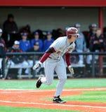 Seth Miller - giocatore di baseball della condizione della Florida Fotografie Stock