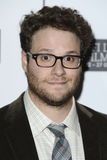 Seth Rogan. Attends the screening of 50/50 at The 55th BFI London Film Festival at Vue West End, London. 13/10/2011 Picture by: Steve Vas / Featureflash Royalty Free Stock Image