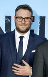 Seth Rogen. At the Los Angeles premiere of 'Neighbors 2: Sorority Rising' held at the Regency Village Theatre in Westwood, USA on May 16, 2016 stock image