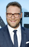 Seth Rogen. At the Los Angeles premiere of 'Neighbors 2: Sorority Rising' held at the Regency Village Theatre in Westwood, USA on May 16, 2016 royalty free stock image
