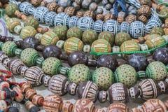"""Seth Vintage Beads Femmes de cru \ """"bijoux de s photo libre de droits"""