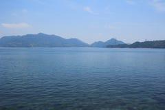 In Seto Inland Sea, Japan Stock Image