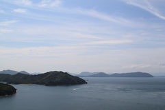 Seto Inland Sea, Japan Stock Images