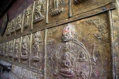 Seto Machhendranarth Mandir Foto de archivo libre de regalías