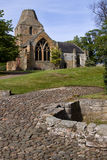 Seton Collegiate Church, Edinburgh, Scotland Stock Images