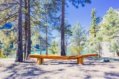 Seton Lake, BC, Canada Royalty Free Stock Image