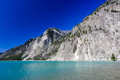 Seton Lake, BC, Canada Stock Photo