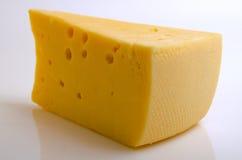 Setor duro do queijo Fotografia de Stock