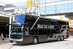 Setra S431DT στοκ φωτογραφία με δικαίωμα ελεύθερης χρήσης