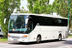 Setra s415gt-HD Royalty-vrije Stock Fotografie