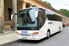 Setra S415GT-HD Royalty Free Stock Photography