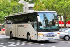 Setra S415GT-HD Stock Photo