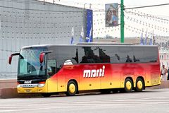 Setra S416GT-HD Royalty Free Stock Image