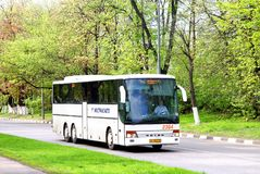Setra S317GT-HD Royalty Free Stock Image