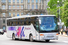Setra S415GT-HD Stock Image
