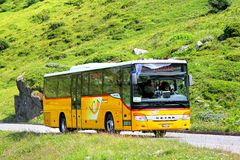Setra S415H Royalty Free Stock Photo