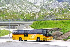 Setra S415H Stock Photography