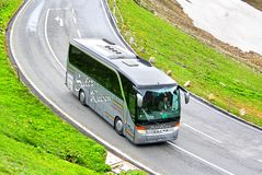 Setra S411HD Royalty Free Stock Photo
